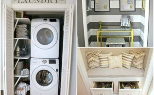 8 amazing mini rooms to fill your extra closet