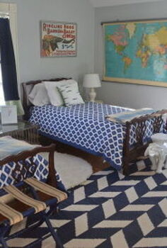 guest room nursery, bedroom ideas, repurposing upcycling