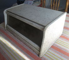 q how can i re purpose this bread box, crafts, how to, repurposing upcycling