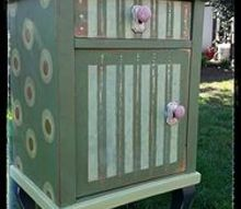 sk s sweet lizzie rose, chalk paint, painted furniture
