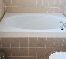 Rustoleum Bathtub Paint Kit How to refinish a bathtub with Rustoleum ...