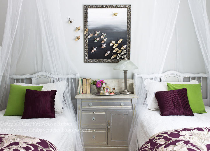 Teen Girls 39 Glamorous French Bedroom On A Budget Hometalk