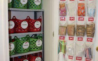 pantry organization part one, closet, kitchen cabinets, organizing, repurposing upcycling, storage ideas