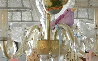 spring decor easter egg chandelier, crafts, dining room ideas, easter decorations, lighting, seasonal holiday decor