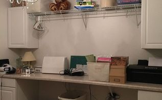 q laundry room makeover, craft rooms, laundry rooms, storage ideas