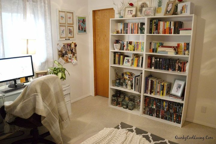 craft room turned dressing closet room on a budget bedroom ideas closet organizing