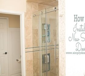 Delighted Cleaning Bathroom With Bleach And Water Tiny Kitchen And Bath Tile Flooring Rectangular Ugly Bathroom Tile Cover Up Clean The Bathroom With Vinegar And Baking Soda Youthful Renovation Ideas For A Small Bathroom RedLowe S Canada Bathroom Cabinets How To Install A New Shower Door | Hometalk