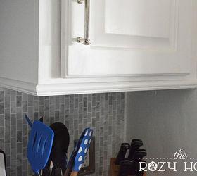 4 Easy Cabinet Updates Under 50, Kitchen Cabinets, Kitchen Design, Bottom  Trim After