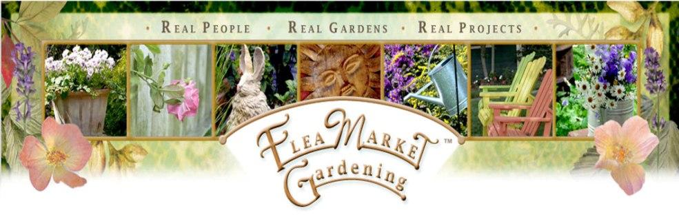 Flea Market Gardening cover photo