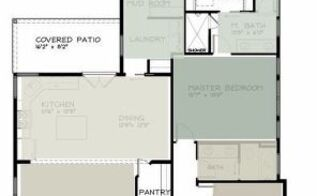 whole house paint scheme idea soothing sophisticated, home decor, paint colors, painting