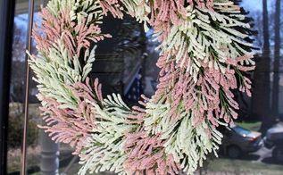 simple diy spring wreath tutorial, crafts, how to, seasonal holiday decor, wreaths