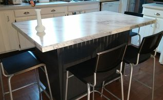 splurge alert, how to, kitchen design, kitchen island, painted furniture, repurposing upcycling