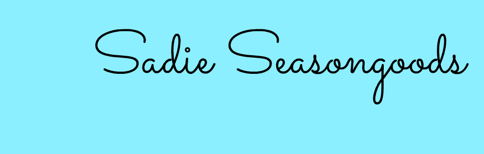 Sadie Seasongoods cover photo