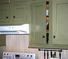 fantastic cabinet makeover, kitchen cabinets, kitchen design, painting, After