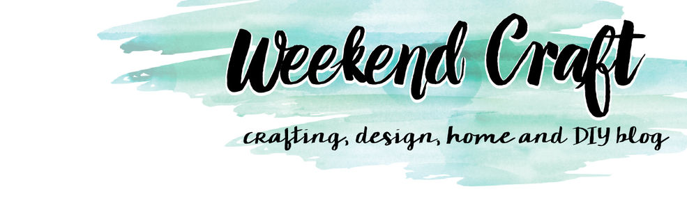Weekend Craft cover photo