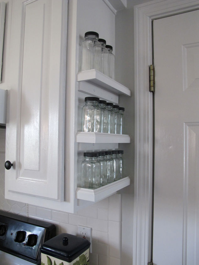 Spice Rack Diy Hometalk