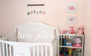 spring wall mobile make it in 10 minutes, bedroom ideas, crafts, decoupage, how to