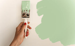 color theory sweet dreams with green, paint colors, painting