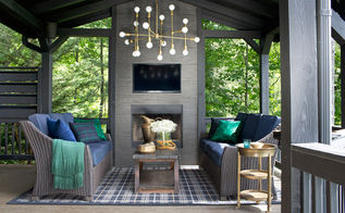 10 step guide to create an outdoor sanctuary, decks, outdoor furniture, outdoor living, patio, porches