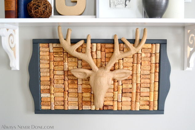 calender frame wine cork board crafts how to repurposing upcycling wall decor