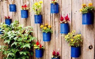 show your style with these 5 uniquely fun flower containers, container gardening, flowers, gardening, repurposing upcycling, succulents