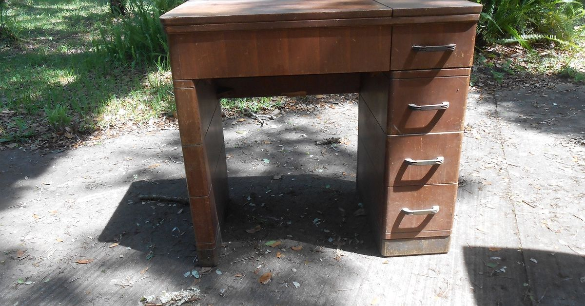 Help Turning Old Sears Sewing Cabinet Into Kichen Island