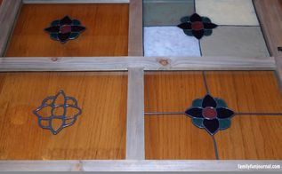 stained glass diy, crafts, doors, how to, repurposing upcycling, windows