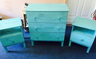 ikea dresser makeover, painted furniture