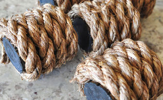 diy jute rope finials, crafts, how to, window treatments