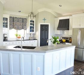 Amazing Diy Kitchen Remodel, Countertops, Home Improvement, Kitchen Cabinets,  Kitchen Design, Painting Nice Ideas
