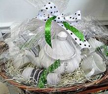 diy gift baskets, container gardening, crafts, gardening, homesteading