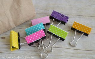 duct tape wrapped kitchen clips, crafts, how to, repurposing upcycling
