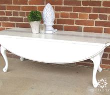 grain sack striping on furniture quick and easy, how to, painted furniture