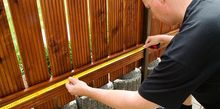 how to decide the right height for your fence, fences, how to