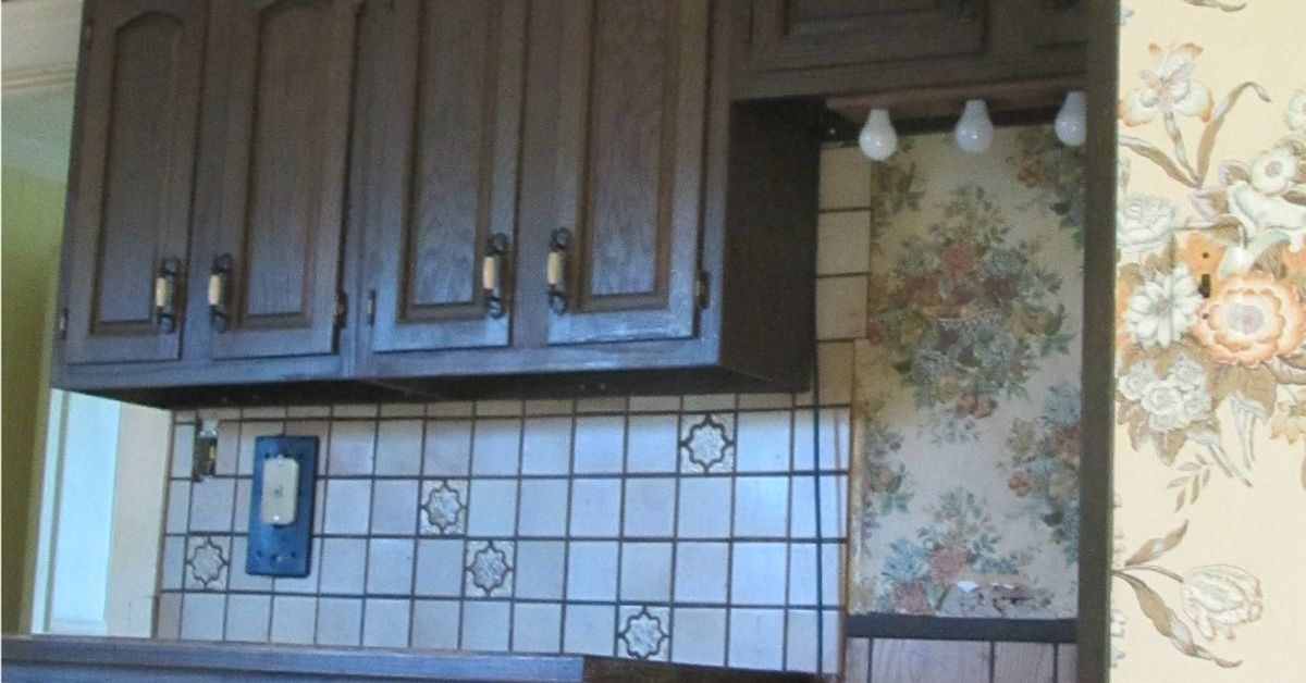 White Washed Paneling Over A Kitchen Ceiling Hometalk