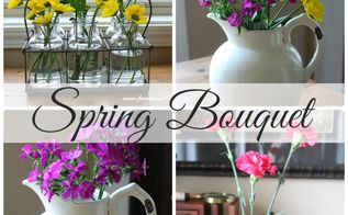 spring flowers, flowers, gardening, home decor
