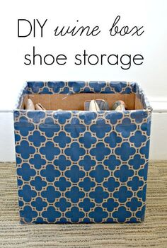 spring cleaning diy shoe storage hack, cleaning tips, storage ideas
