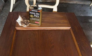 5 easy steps to refinish wood doors, doors, home improvement, how to, painting
