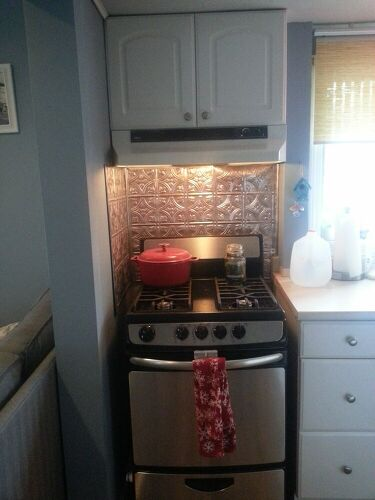 Hanging An Over The Stove Microwave Hometalk