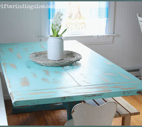 Banquette Table Gets a Refreshing New Look Hometalk