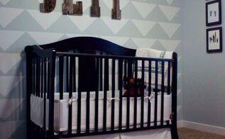 woodland nursery, bedroom ideas, wall decor