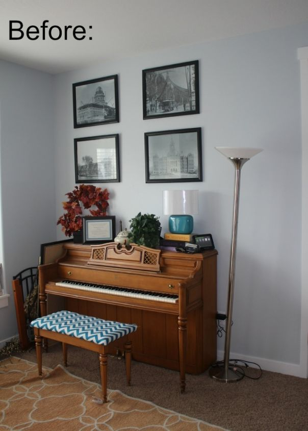 Incredible A Family Office And Guest Room In One Before And After Hometalk Largest Home Design Picture Inspirations Pitcheantrous
