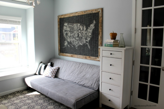 Swell A Family Office And Guest Room In One Before And After Hometalk Largest Home Design Picture Inspirations Pitcheantrous
