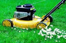 master your lawn mowing technique, how to, landscape, lawn care