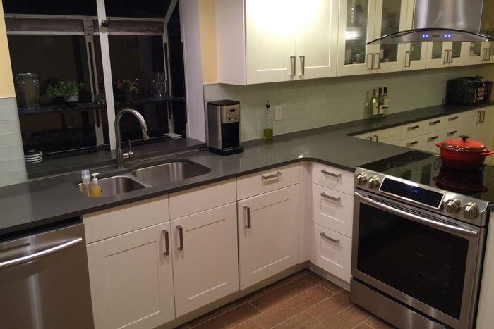 Florida Total Kitchen Redesign Kitchen Backsplash Kitchen Design Tile Flooring After