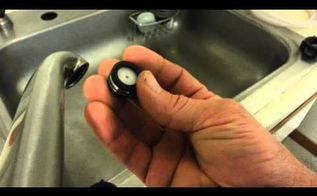 faucet installation quick tip remove the aerator, diy, home maintenance repairs, how to, plumbing
