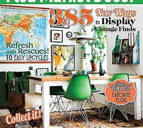 Awesome Published In Flea Market Decor Magazine, Home Decor, Repurposing Upcycling,  Shabby Chic