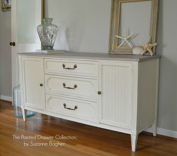 Stupendous Dresser Gets A Beach Chic Makeover Hometalk Largest Home Design Picture Inspirations Pitcheantrous