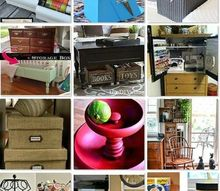q did you see the curated board on upcycled storage solutions