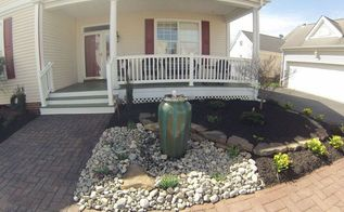 fountain install, ponds water features